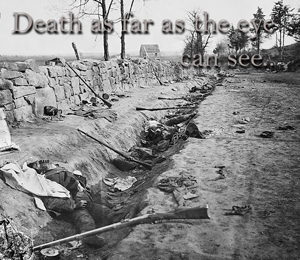 Confederate Dead-US Civil War