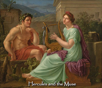 Hercules And The Muse