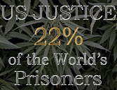 22 Percent of the World's Prisoners