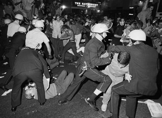 Chicago Convention Riots